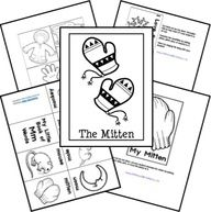The Mitten by Jan Brett Free Unit Study