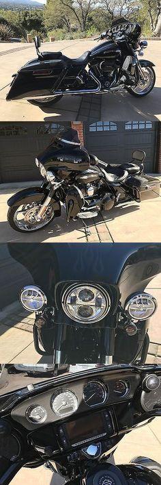 Motorcycles: 2015 Harley-Davidson Touring 2015 Street Glide Cvo 117 Cubic Inch Mint BUY IT NOW ONLY: $32500.0 #harleydavidsonbaggerroadking