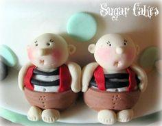 Tweedelee & Tweeduldum by Sugarcakes