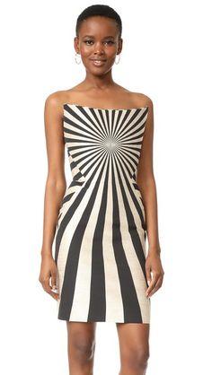GARETH PUGH Corset Dress. #garethpugh #cloth #dress #top #shirt #sweater #skirt #beachwear #activewear