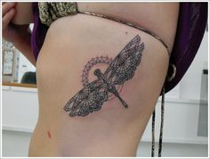 tattoo tattoos art design style dragonfly picture image http://www.tattoo-designiart.com/animals-tattoos/dragonfly-tattoo-design-8/