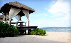I want to go to there  (Hotel Marina El Cid Spa & Beach Resort in Puerto Morelos, Mexico)