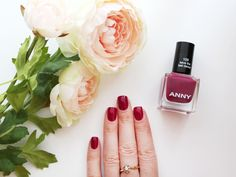 """Anny 109 Save the last dance Lovely ♡ Lyu: ANNY nail polish - """"Anny For Winners"""" Collection"""