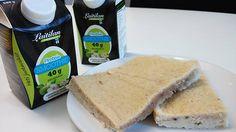 Terveellinen pannukakku. Reseptin löydät Laitilan Kanatarhan blogista. Pää raaka-aineena maidoton, gluteeniton Laitilan Proegg Smoothie. Vielä kun lisää marjoja päälle, niin vau! http://www.laitilankanatarha.fi/reseptiblogi/-/blogs/proteiinipannari