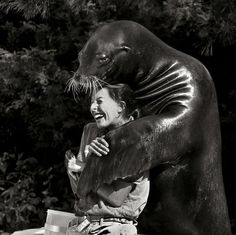Gimme a Hug by Michael Castellano