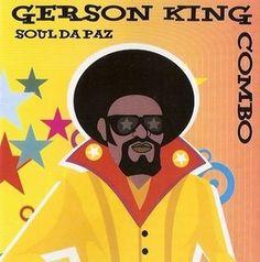 Capa do CD Soul da paz. Tenho 6 parcerias