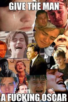 only Leo can express the feels.thanks, leo. I Smile, Make Me Smile, Leonard Dicaprio, School Tomorrow, Work Tomorrow, I Laughed, Laughter, Funny Pictures, Funny Pics