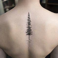 Tattoo three nature