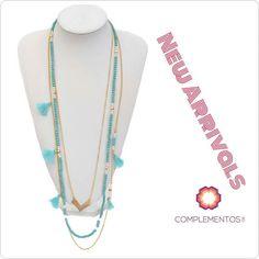 Un toque bohemio y chic Complementate!  Contactanos : 809 853 3250 / 809 405 5555 Pagos a través de Paypal   Delivery  Envoltura disponible   #newarrivals #available #gold #blue #chic #glam #shine #accesories #byou #becomplete