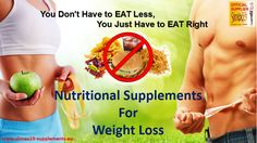 Buy Nutritional Supplements For Weight Loss