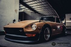 Datsun 240z photo by Tokan