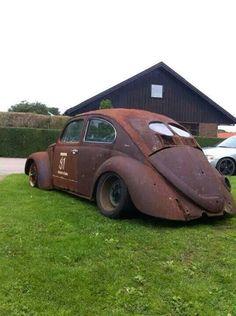 Rusty Rotten Rod