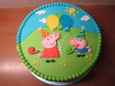 Peppa Pig taart!! http://imagizer.imageshack.us/v2/800x600q90/22/7wow.jpg