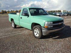 2002 Chevrolet Silverado 1500, 79,000 miles, $9,950.