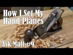 Woodworking Using Hand Tools - Fine Woodworking Hand Tools – DIY Wood Working Project Antique Tools, Old Tools, How To Antique Wood, Woodworking Hand Planes, Fine Woodworking, Woodworking Projects, Woodworking Apron, Woodworking Machinery, Easy Projects
