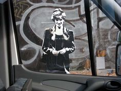 Blek le Rat | Street Art - Londres