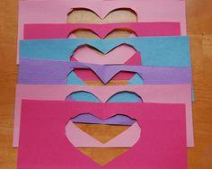 Cutting Hearts: Tracing and Scissor Practice - In Lieu of Preschool