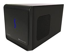 Sonnet eGFX Breakaway Box Thunderbolt 3 to eGPU Expansion System Power Supply Video Card, Digital Alarm Clock, The Expanse, All In One, Cards, Box, Amazon, Popular, Accessories