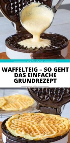 Waffles, Recipies, Baking, Breakfast, Desserts, Blog, Pictures, Yummy Food, Food And Drinks