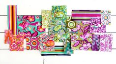 Chipper by Tula Pink for Free Spirit Fabrics  by MCAussieBoutique