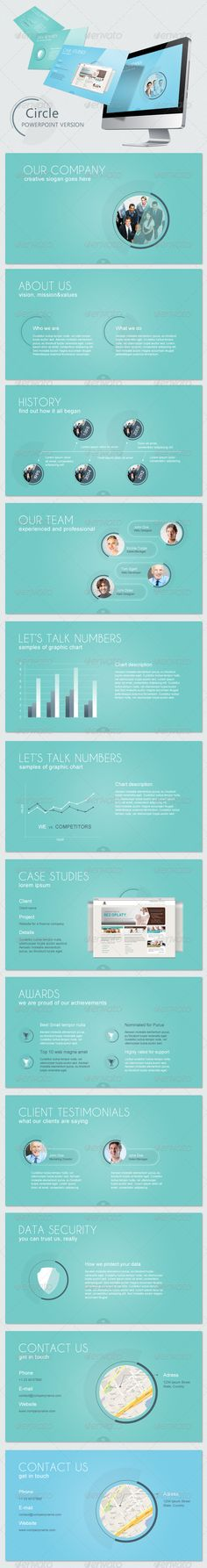 Buy Circle Keynote Template by on GraphicRiver. Circle Powerpoint Template All shapes were made directly in Keynote so they are easy to customize and fully editable. Professional Powerpoint Templates, Creative Powerpoint, Responsive Template, Keynote Template, Presentation Layout, Presentation Templates, Presentation Backgrounds, Business Intelligence, Web Design