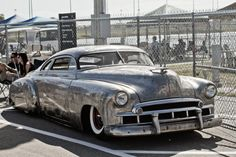 One Badass Car ©Jessica Gruneisen Weird Cars, Cool Cars, Park City, Hot Rods, Vintage Cars, Antique Cars, American Auto, Old School Cars, Kustom