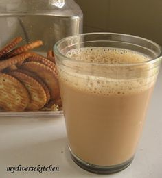 My Diverse Kitchen: A Tea Break & CLICK: July 2008 - Coffee and Tea