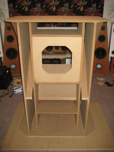 HiFiForum.nu - Tannoy Westminster Royal DIY