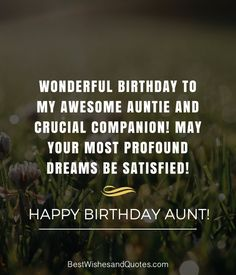 Happy Birthday Special Aunt Happy Birthday Aunt, Messages, Sayings, Funny, Cards, Lyrics, Funny Parenting, Maps