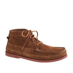From the New England-based company that brought us the original Top-Sider. Made with the same craftsmanship of your favorite boat shoes, the chukka design allows for wear in places other than a dock or a yacht club (although they'd work there too).