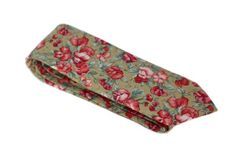 Beaux Ties - sustainably sourced and handcrafted men's neckwear accessories. Style Fashion, Mens Fashion, Summer Prints, Bowties, Some Fun, Floral Tie, Vancouver, Floral Prints, Classic