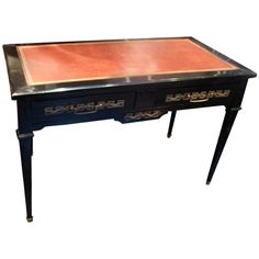 Late 19th Century Louis XVI Style Writing Desk