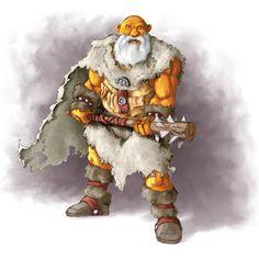 Dwarf Cudgel by FilKearney