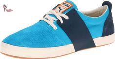 buy popular 61c41 8d60c Puma El Ace 3 Mixed, Chaussures à lacets et coupe classique homme - Bleu -  Ocean-Navy-Golden Poppy, 44 EU  Amazon.fr  Chaussures et Sacs