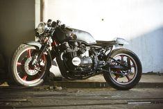 '83 Kawasaki GPz 550 | by Jeff Pochodowicz
