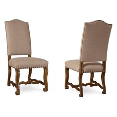 A.R.T. Furniture Collection One Harvest Upholstered Side Chair - Set of 2 - ARTF1369