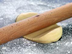 Mørdeig, eller pâte sucrée -