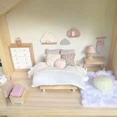 buying furniture in jb Modern Dollhouse Furniture, Diy Barbie Furniture, Miniature Furniture, Furniture Plans, System Furniture, Bedroom Furniture, Furniture Market, Cheap Furniture, Kids Furniture