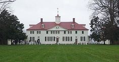Washington's Mt. Vernon If you are ever in DC - totally reccomend it - very cool!