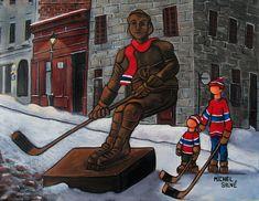hockey Awesome Art, Cool Art, Saint, Montreal, Draw, Superhero, Children, Sports, Painting
