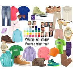 Warme lente man. Warm spring men. Color analysis. by roorda on Polyvore featuring J.Crew, Vineyard Vines, Timberland, Paul Smith, Michael Kors, Fendi, Polo Ralph Lauren, Ralph Lauren, NIKE and UGG Australia