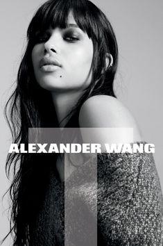 Zoë Kravitz for Alexander Wang