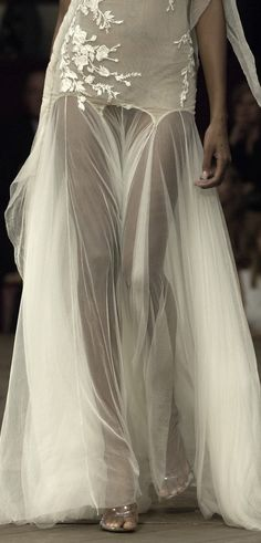 ALEXANDER MCQUEEN Spring 2007 ♥✤ | Keep the Glamour | BeStayBeautiful
