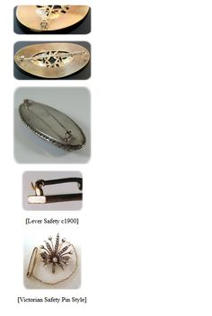 Identifying Vintage Jewelry Clasps 3