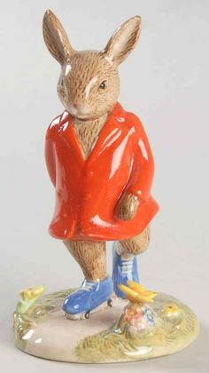 royal doulton figurines | Royal Doulton Bunnykins Figurines Harry 9426826 | eBay