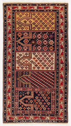Shirvan Family Prayer Rug