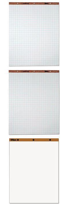 Other Narrow Gauge 9037: Easel Pads, Quadrille Rule, 27 X 34, White, 50 Sheets, 4 Pads Carton-Top7900 -> BUY IT NOW ONLY: $111.09 on eBay!