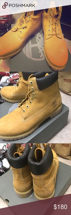 Timberland Men's waterproof boots Waterproof men's timberland brand new Timberland Shoes Boots