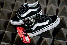 2899c2ae7e5517 Vans Old Skool V TD (black   white) - VN000D3YBLK1
