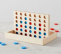 Four-in-a-Row Family Game